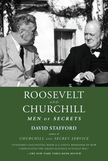 Roosevelt and Churchill: Men of Secrets als Taschenbuch