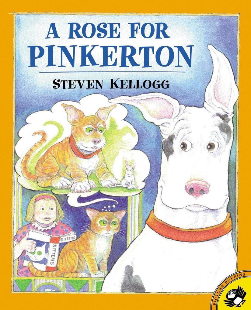 A Rose for Pinkerton als Taschenbuch
