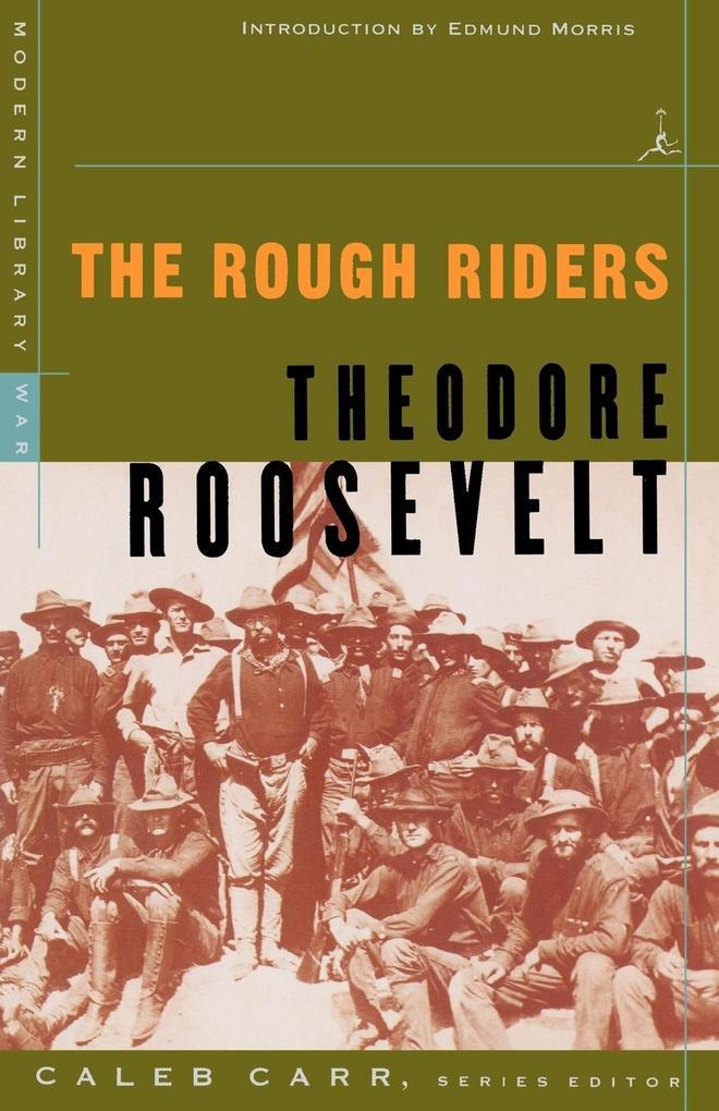 The Rough Riders als Taschenbuch