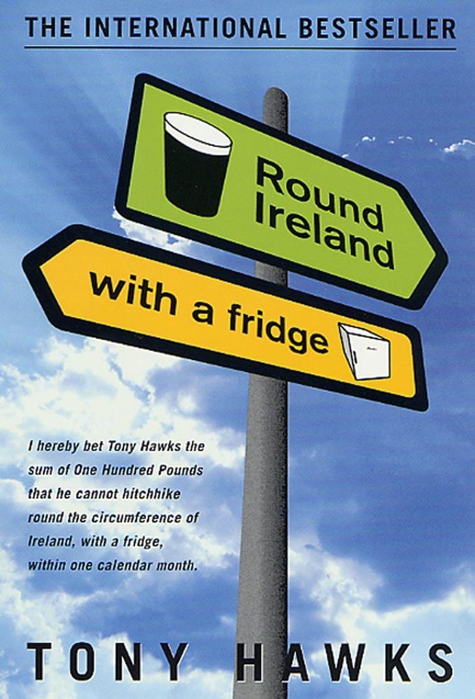Round Ireland with a Fridge als Taschenbuch