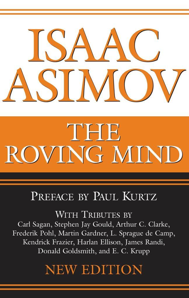 Roving Mind (Revised) als Taschenbuch