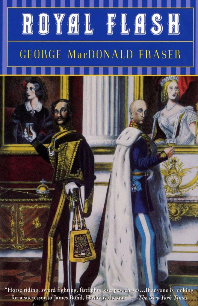 Royal Flash als Taschenbuch