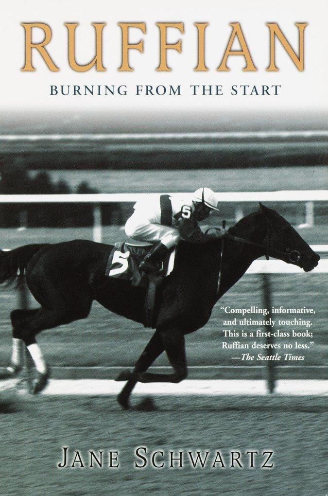 Ruffian: Burning from the Start als Taschenbuch
