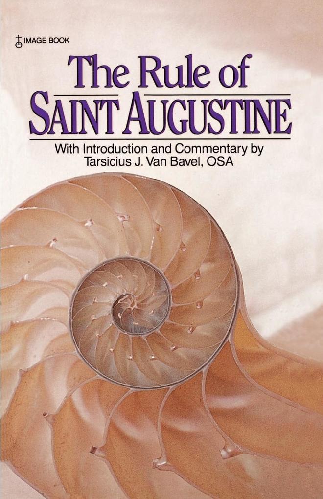 The Rule of Saint Augustine als Taschenbuch