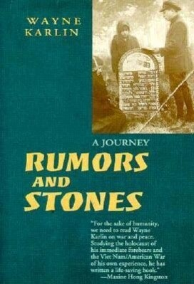 Rumors and Stones: A Journey als Buch