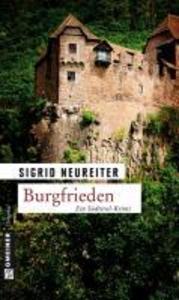 Burgfrieden als eBook von Sigrid Neureiter