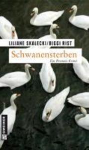 Schwanensterben als eBook von Liliane Skalecki, Biggi Rist