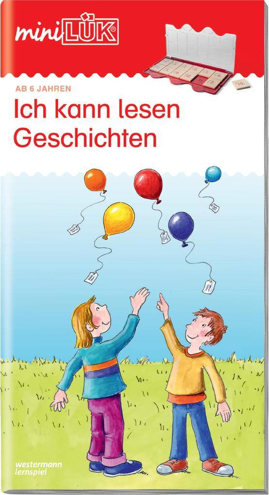 miniLÜK - Ich kann lesen - Geschichten als Buch von Christiane Wagner, Wiebke Judith