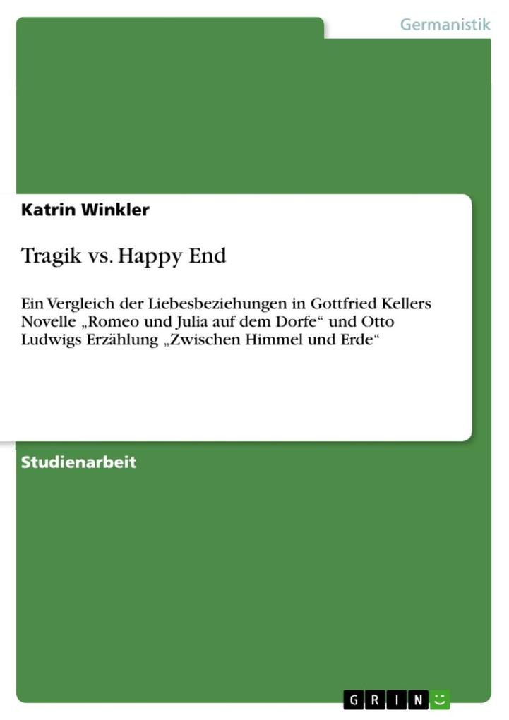 Tragik vs. Happy End