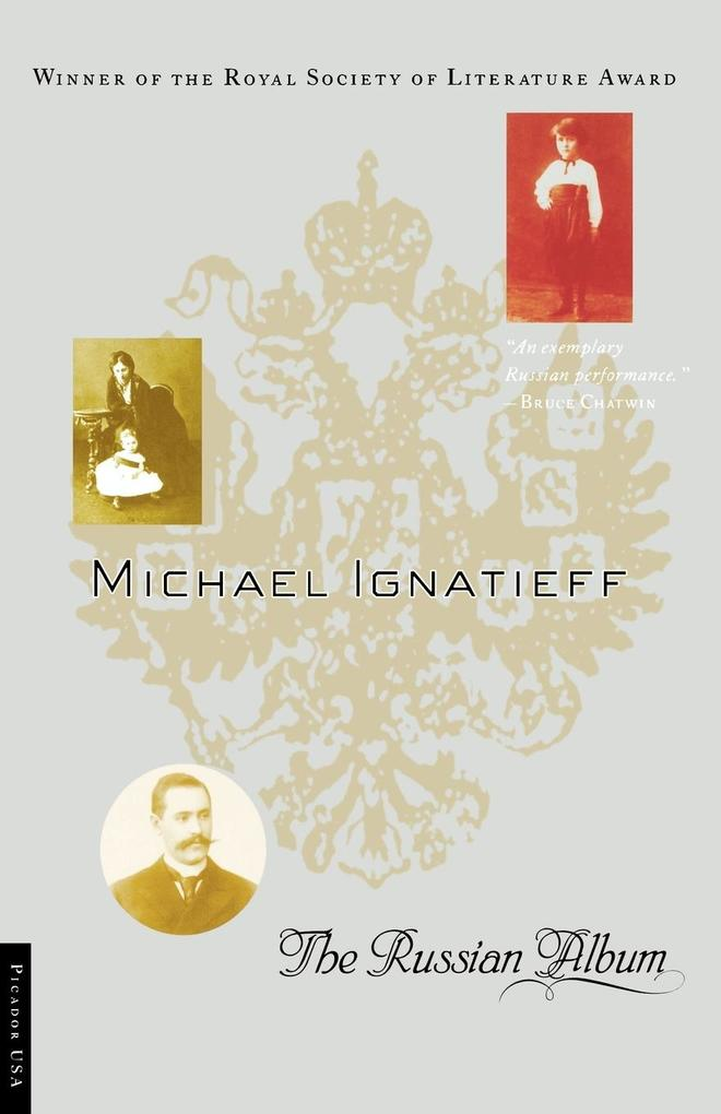 The Russian Album als Buch