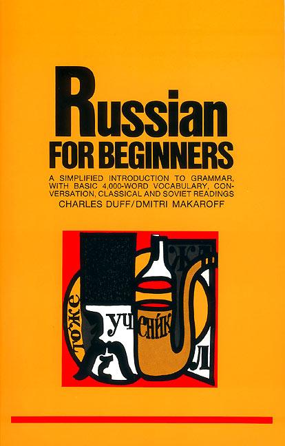 Russian for Beginners als Taschenbuch