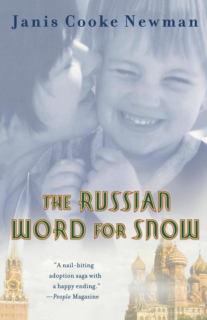 The Russian Word for Snow als Taschenbuch