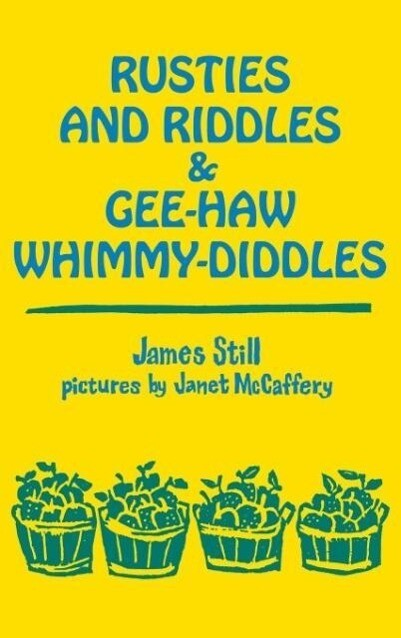 Rusties and Riddles Gee-Haw Whimmy als Buch
