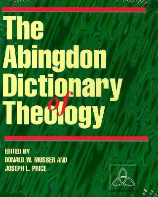 The Abingdon Dictionary of Theology CDROM als Hörbuch