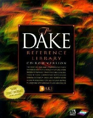 Dake Reference Library als Spielwaren
