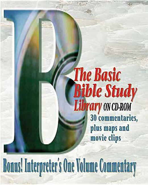 The Basic Bible Study Library als Hörbuch