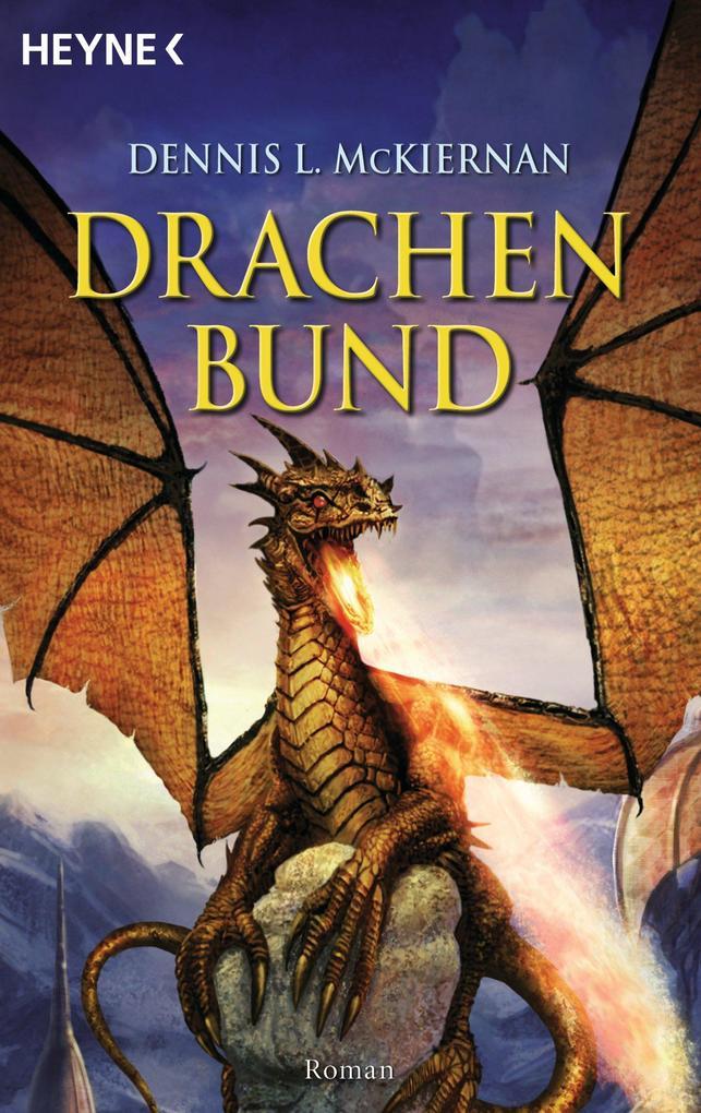 Drachenbund als eBook von Dennis L. McKiernan