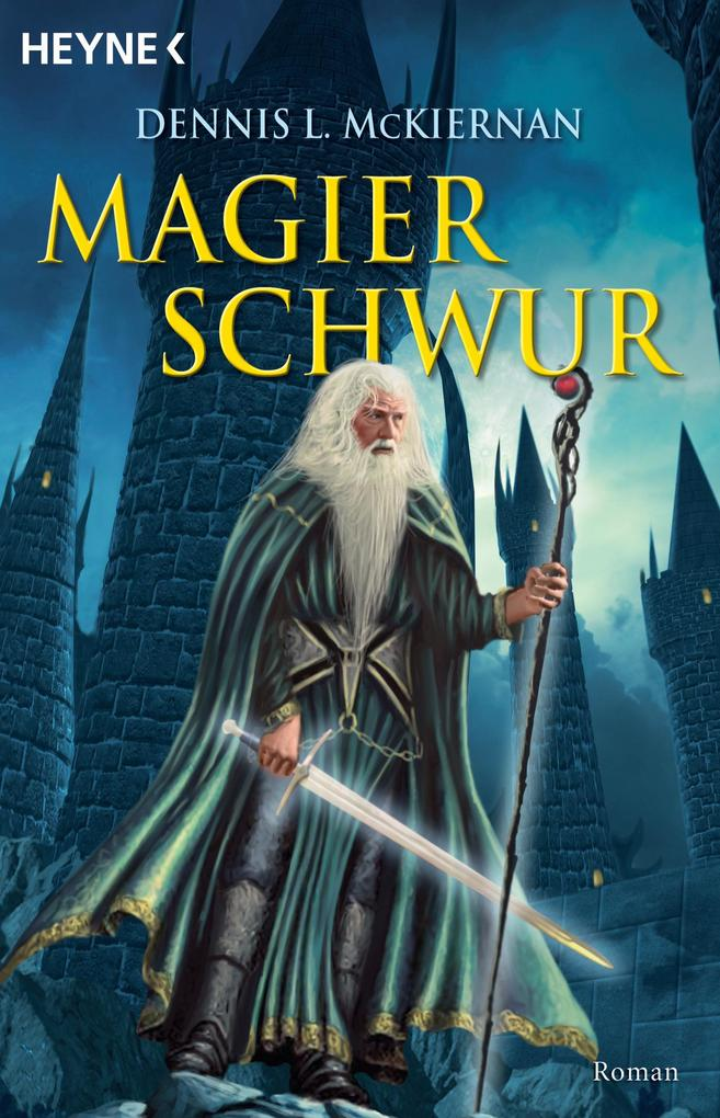 Magierschwur als eBook von Dennis L. McKiernan