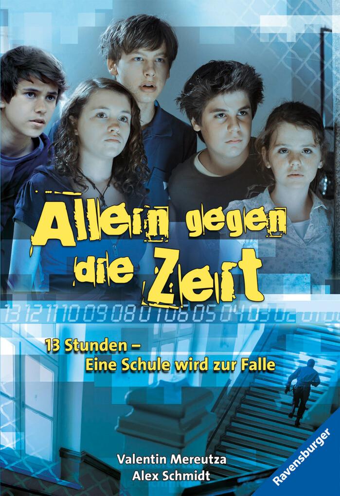 Allein gegen die Zeit als eBook von Valentin Mereutza, Alex Schmidt