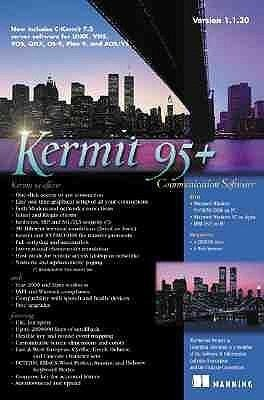 Kermit 95]: Communications Software for Windows 95/98/NT/2000 and OS/2 als Hörbuch