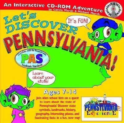 Let's Discover Pennsylvania! als sonstige Artikel