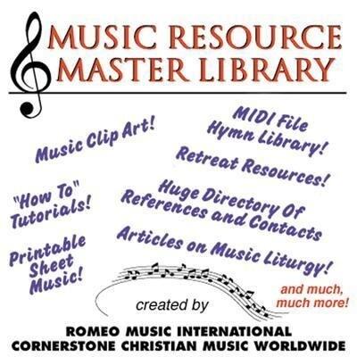 Music Resource Master Library als Spielwaren