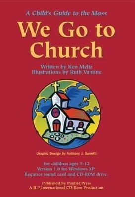 We Go to Church: A Child's Guide to the Mass als Hörbuch