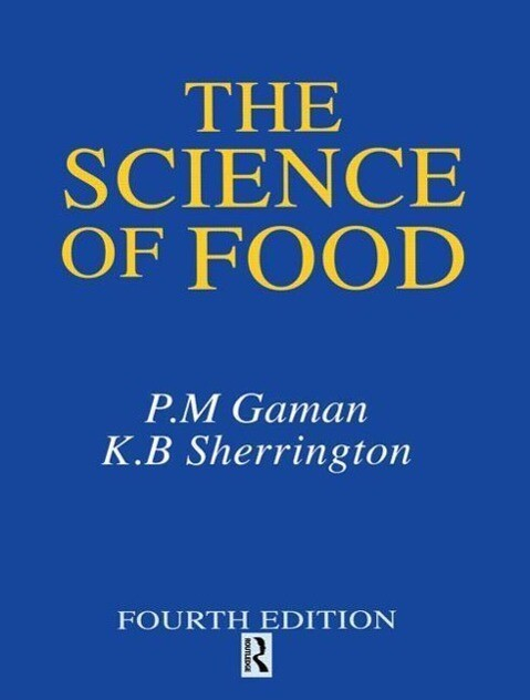 Science of Food als Buch