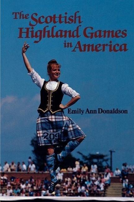 The Scottish Highland Games in America als Taschenbuch