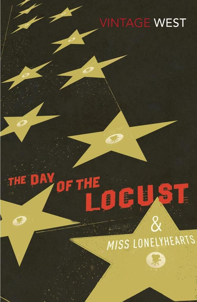 The Day of the Locust and Miss Lonelyhearts als eBook