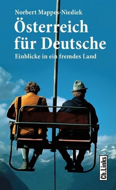 Österreich für Deutsche als Buch