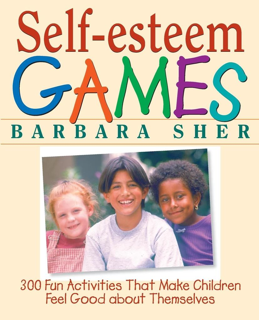 Self-Esteem Games als Buch