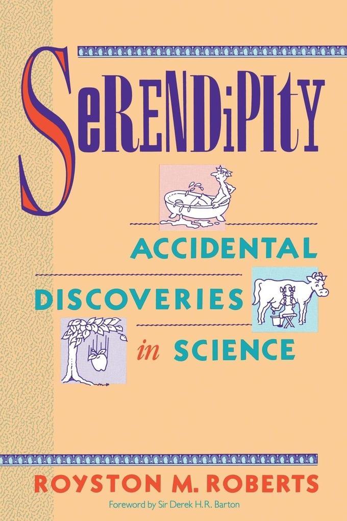 Serendipity als Buch