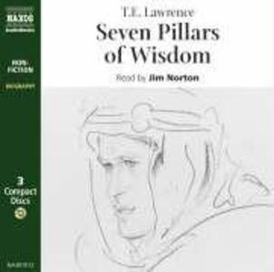 Seven Pillars of Wisdom als Hörbuch