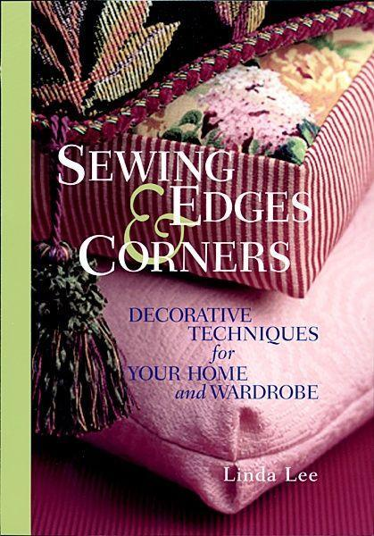 Sewing Edges & Corners als Buch