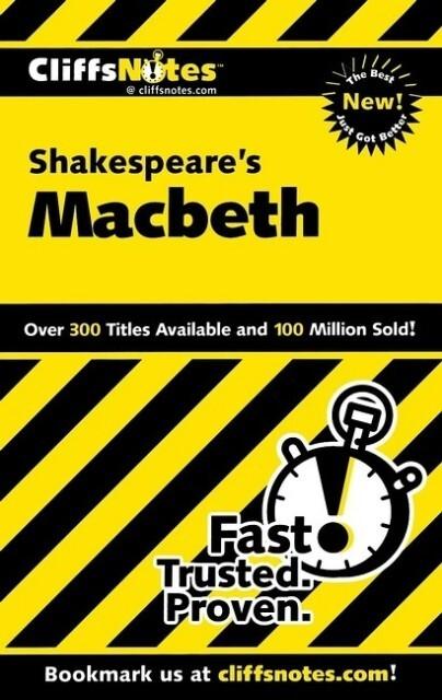 Shakespeare's Macbeth als Buch