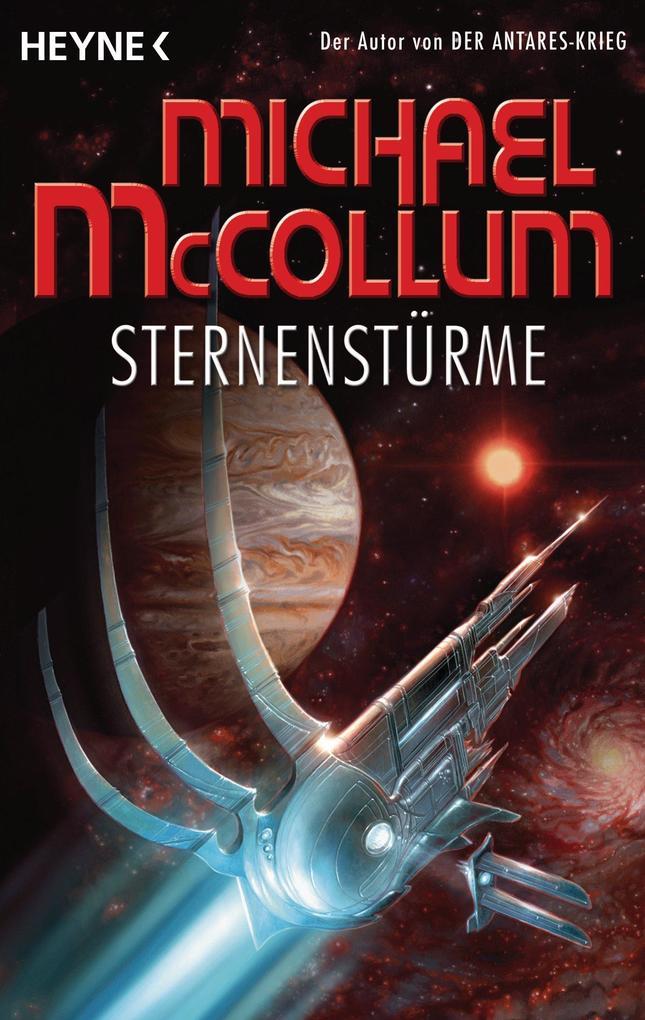 Sternenstürme als eBook von Michael McCollum