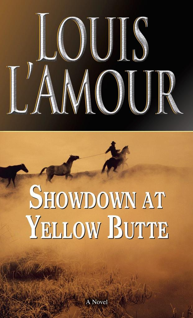 Showdown at Yellow Butte als Taschenbuch