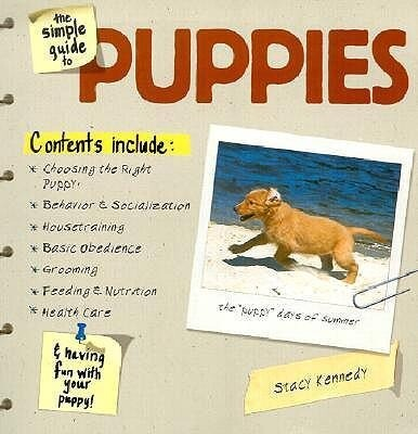 The Simple Guide to Puppies als Taschenbuch