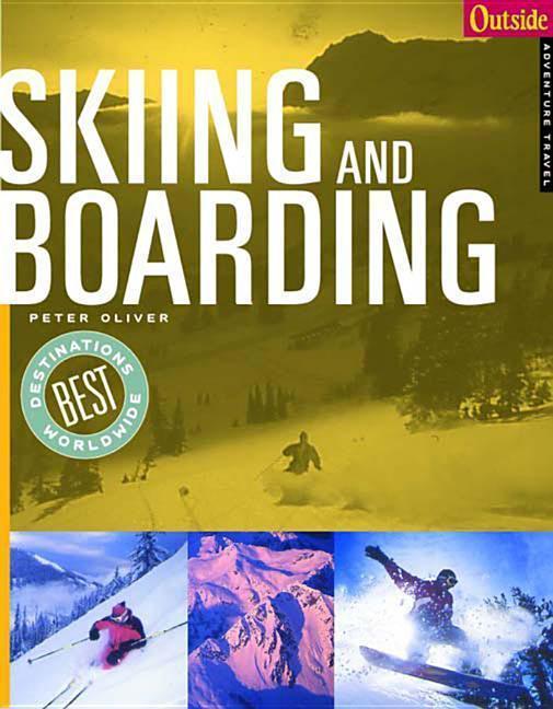 Skiing and Boarding als Taschenbuch