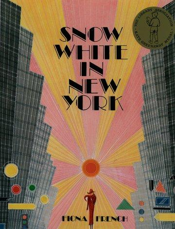 Snow White in New York als Buch
