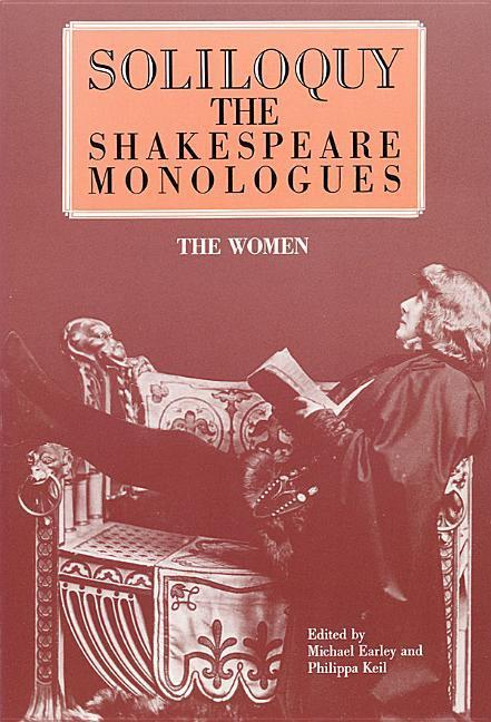 Soliloquy!: The Shakespeare Monologues - Women als Taschenbuch