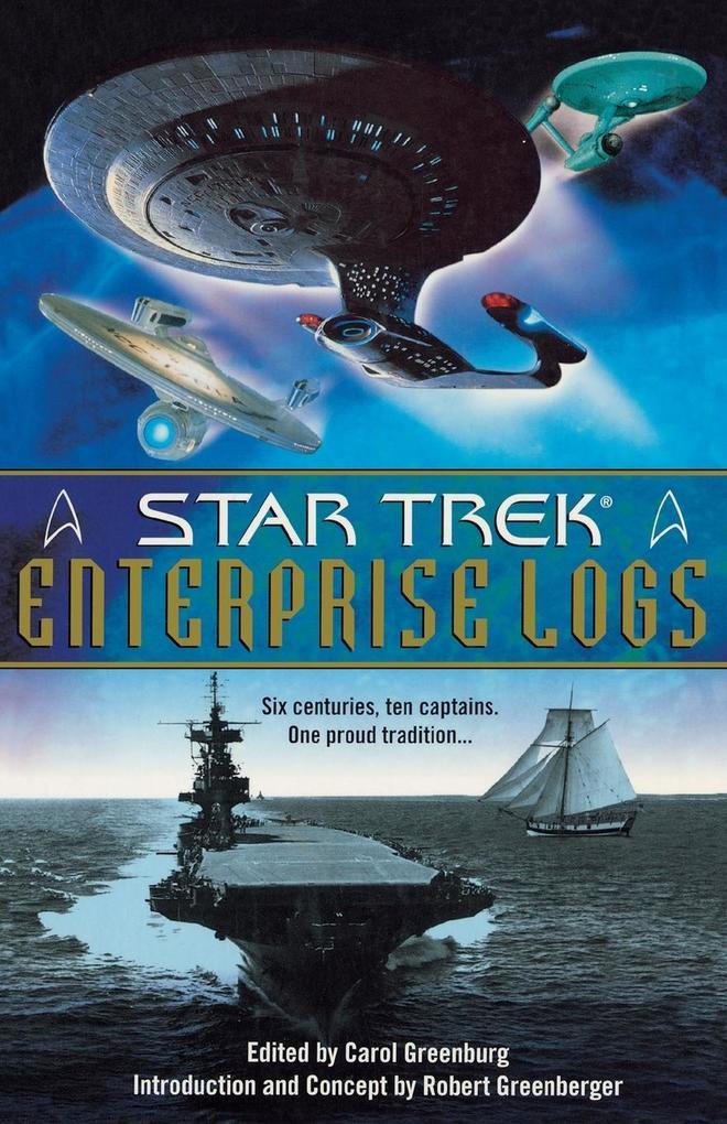 Star Trek als Taschenbuch