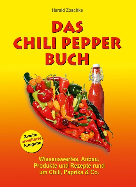 Das Chili Pepper Buch 2.0 als Buch