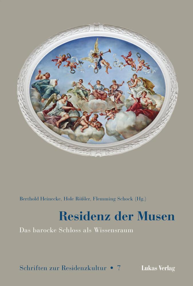 Residenz der Musen als Buch