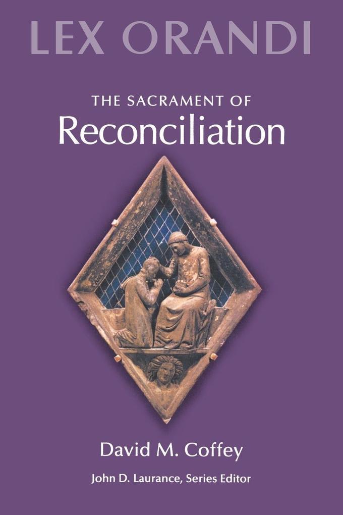 The Sacrament of Reconciliation als Taschenbuch