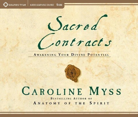 Sacred Contracts: Awakening Your Divine Potential als Hörbuch