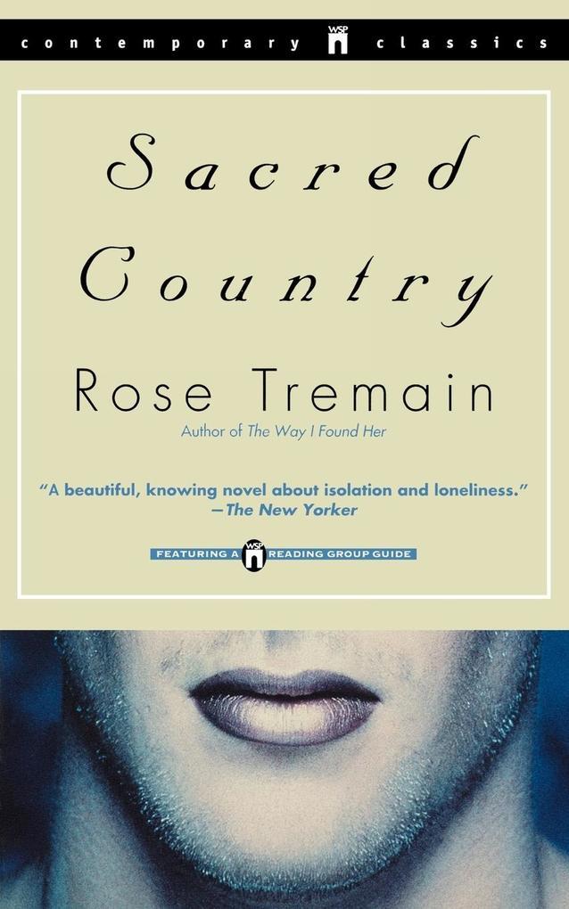 Sacred Country als Taschenbuch