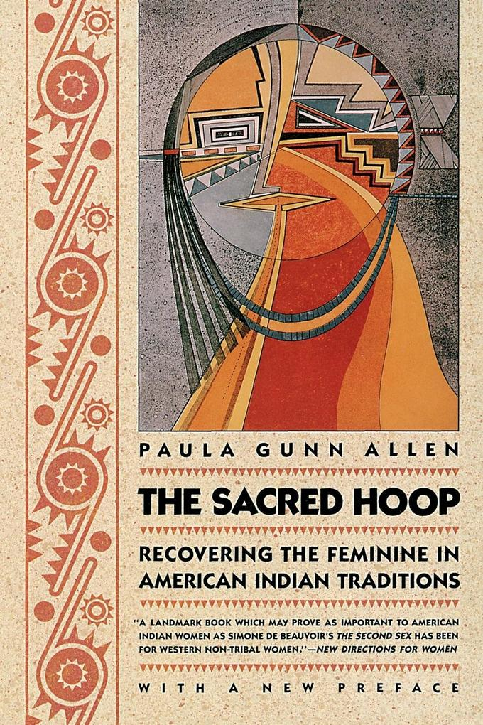 The Sacred Hoop als Buch