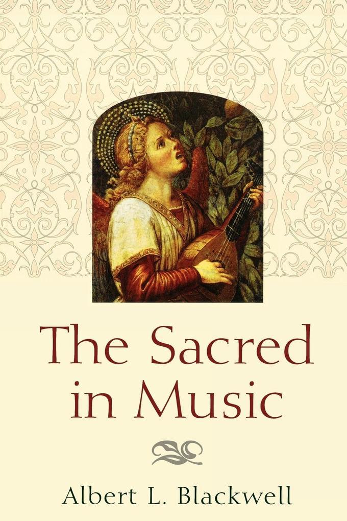 The Sacred in Music als Taschenbuch